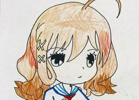 动漫基础班-2019年11月30日 ◆秋季班/高峰店◆ 新起点画苑-学生作品