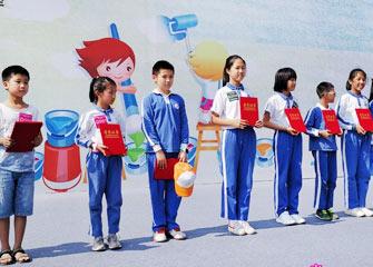 2019年11月24日龙华区第七届中小学生健康主题现场书画大赛