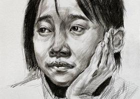 素描C班-2019年12月29日 ◆秋季班/高峰店◆ 新起点画苑-学生作品
