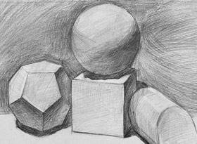 素描C班-2020年1月5日 ◆秋季班/高峰店◆ 新起点画苑-学生作品