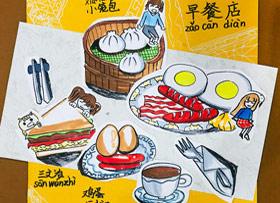 动漫精英A班-2020年1月10日 ◆秋季班/高峰店◆ 新起点画苑-学生作品