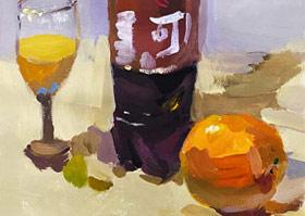 色彩班-2020年1月11日 ◆秋季班/高峰店◆ 新起点画苑-学生作品