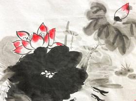 国画A班-2020年1月14日 ★寒假班/考级培训★ 新起点画苑-学生作品
