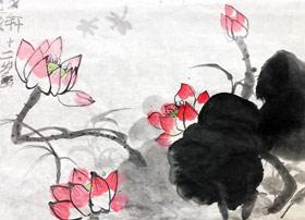 国画A班-2020年1月16日 ★寒假班/考级培训★ 新起点画苑-学生作品