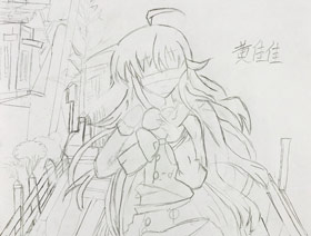 动漫B班-2020年1月16日 ★寒