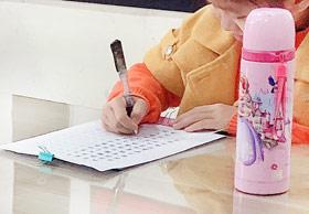 硬笔书法班-2020年1月16日 ★寒假班/考级培训★ 新起点画苑-学生作品