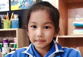 刘芸曦同学/一年级/2019年个