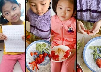新起点画苑幼儿免费公益课堂-第五周/2020年3月28日
