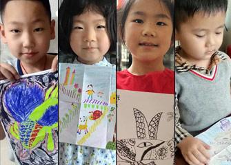 新起点画苑幼儿免费公益课堂-第八周/2020年4月18日
