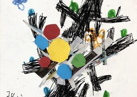 彩蛋的新家-儿童画启智班-2020年6月24日◆春季班◆新起点画苑-学生作品