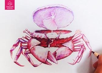天马行空的想象力5 螃蟹创意(兄弟你要火了)