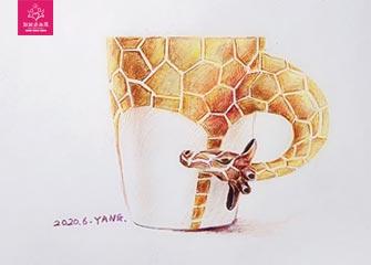 天马行空的想象力6(有趣的长颈鹿)长颈鹿创意